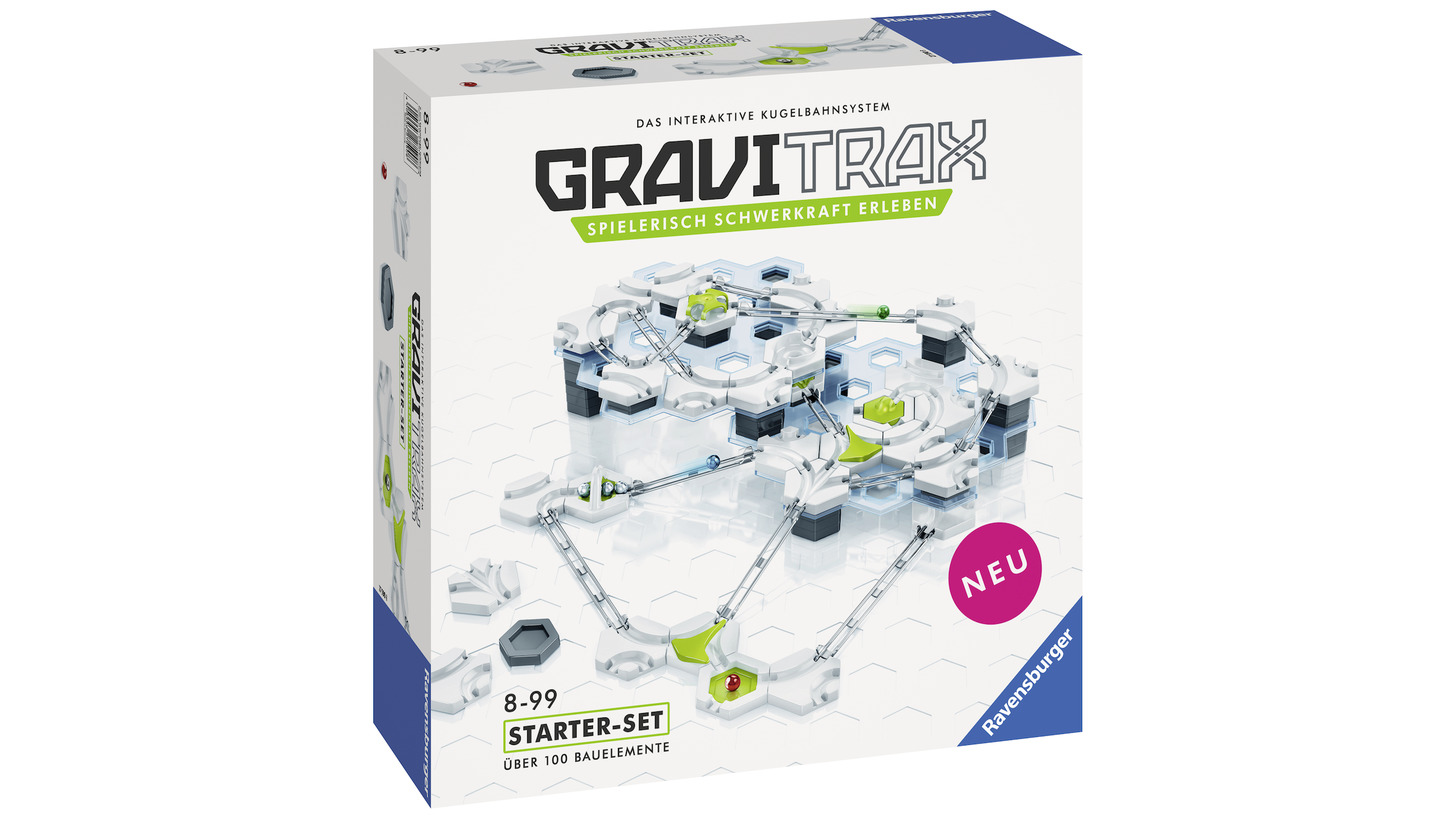 Logo Interactive Track System GraviTrax®