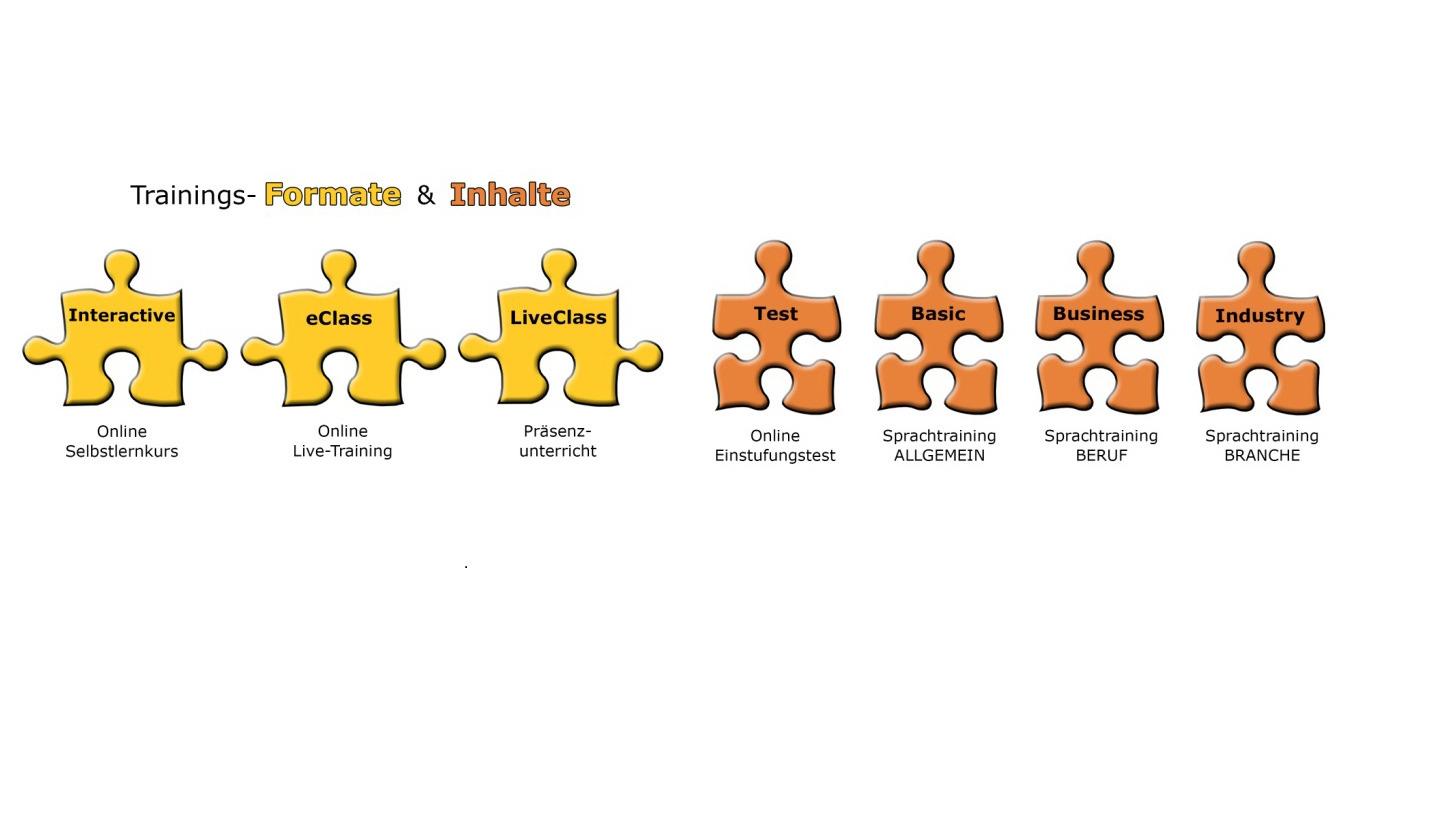 Logo Blended Learning & Teaching mit LinguaTV