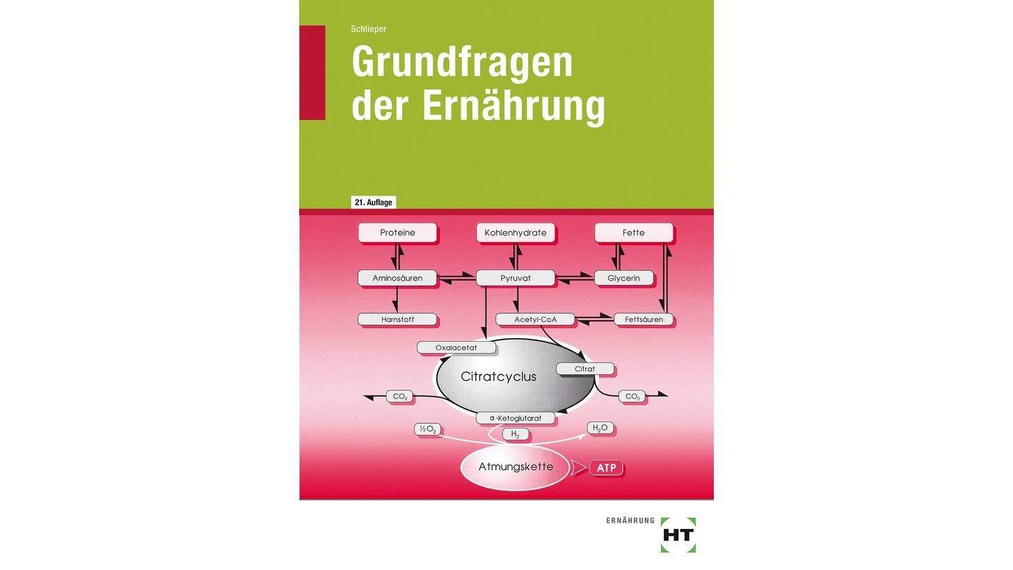 Logo Grundfragen der Ernährung