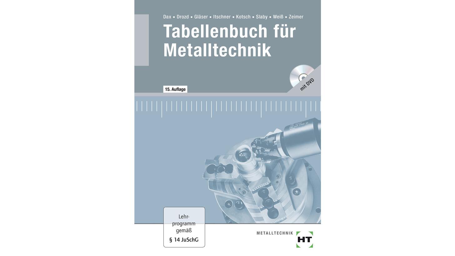 Logo Tabellenbuch für Metalltechnik