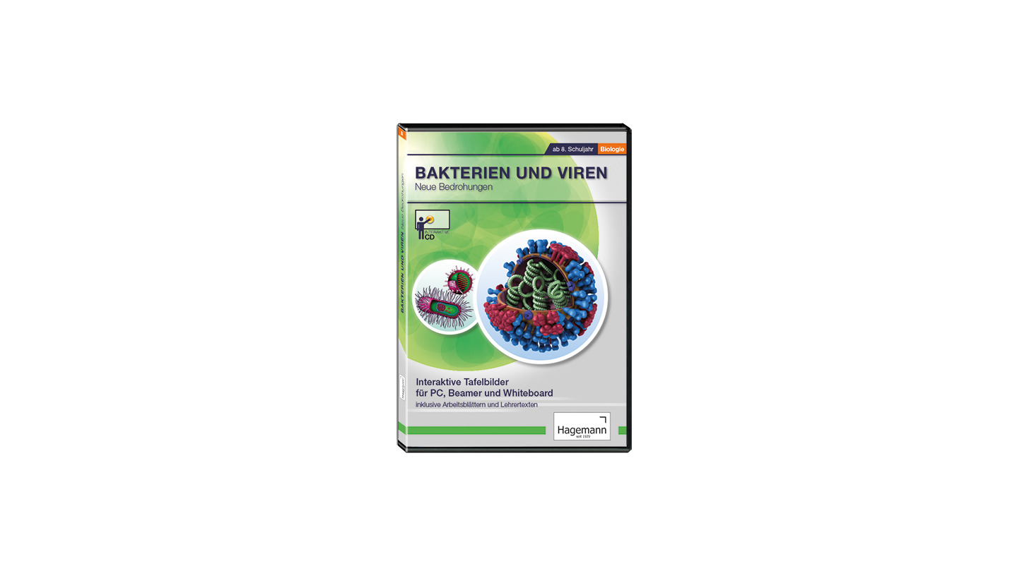 Logo Bakterien und Viren: Neue Bedrohungen