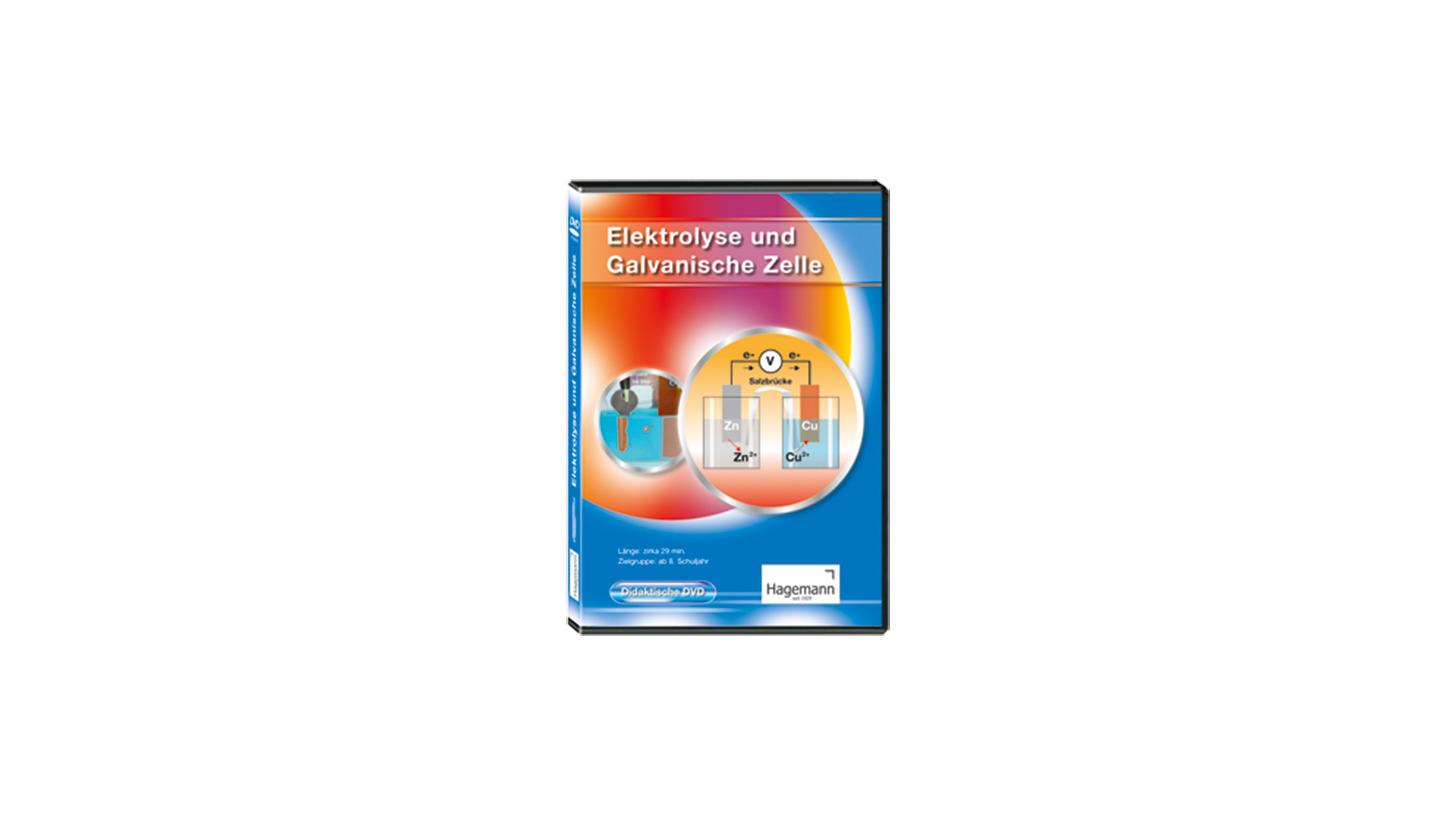 Elektrolyse und Galvanische Zelle - Produkt - didacta 2018