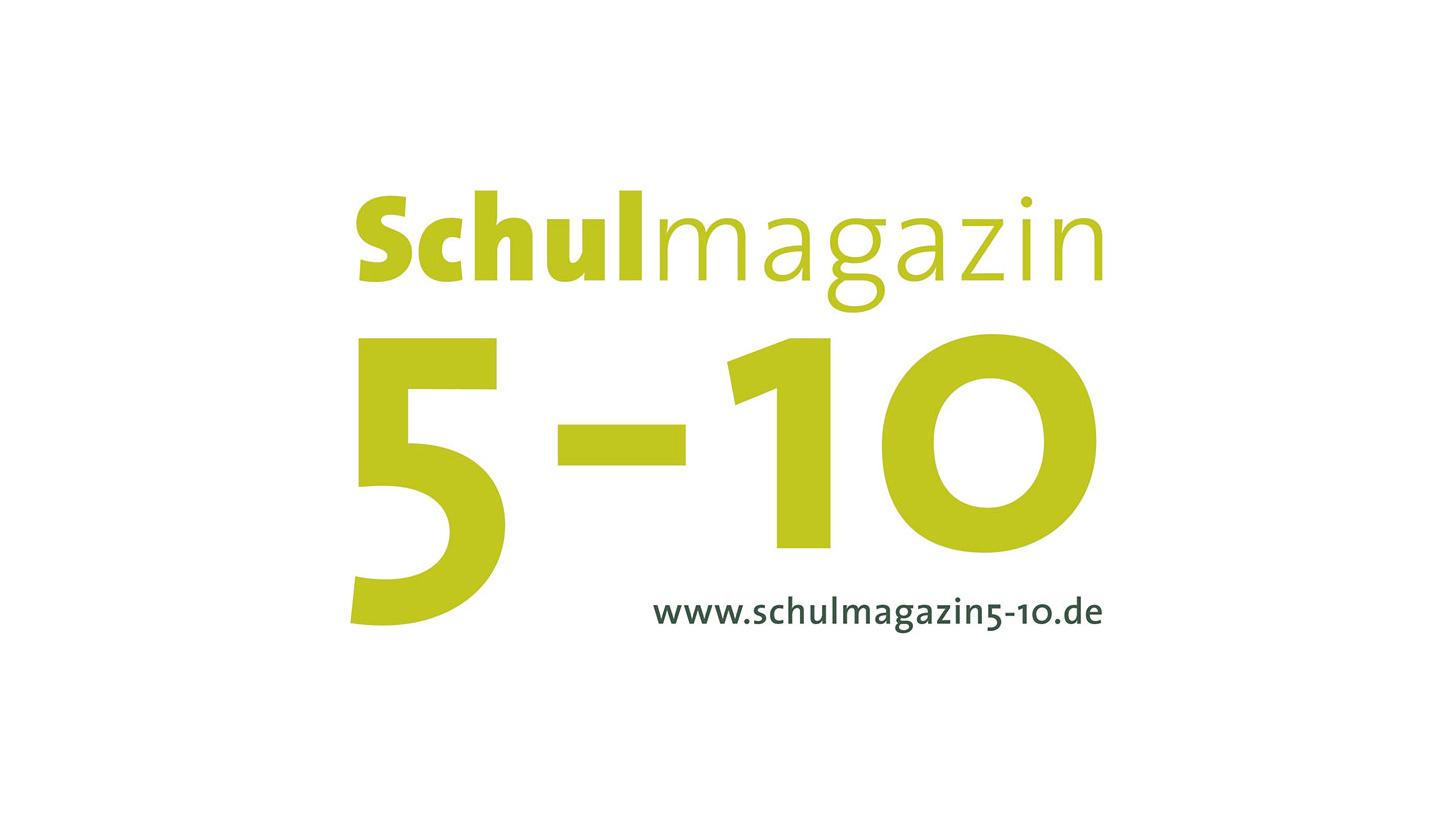 Logo Schulmagazin 5-10