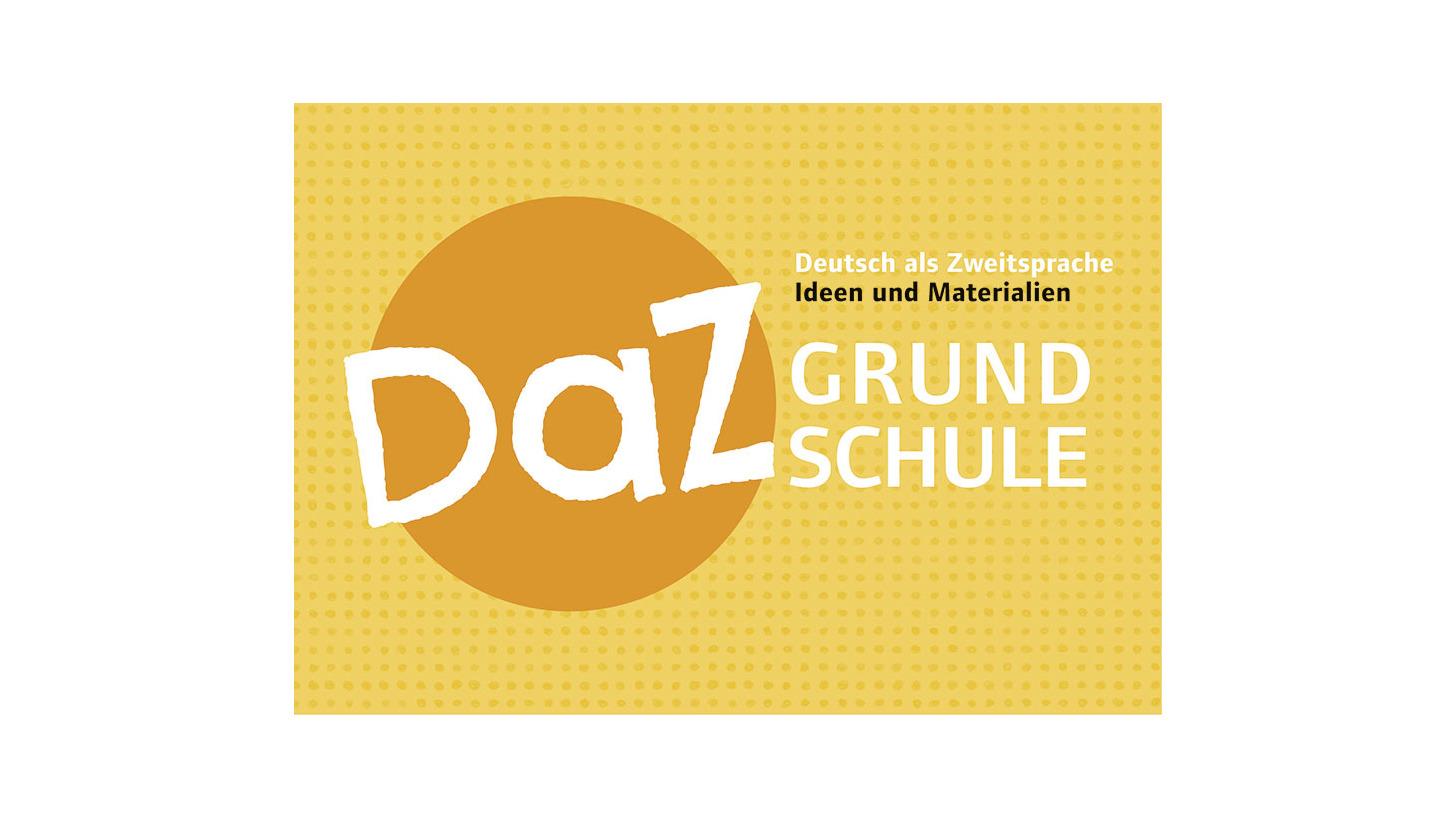 Logo DaZ  Grundschule