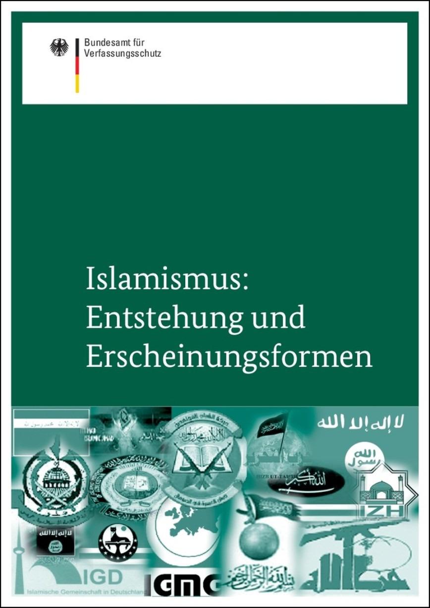 Logo Broschüre Islamismus