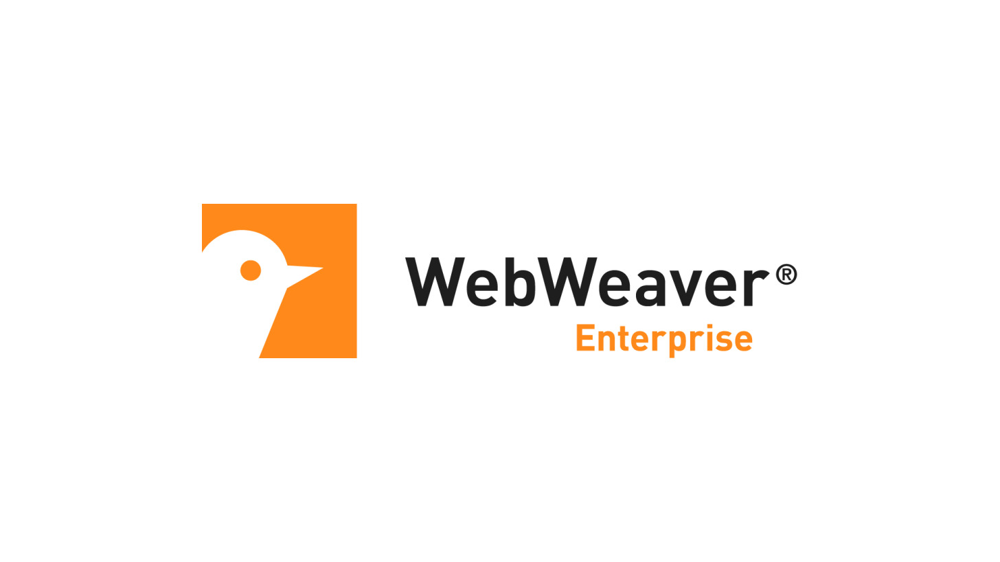 Logo WebWeaver® Enterprise