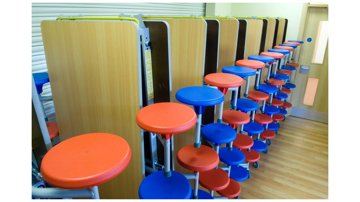 Logo SICO® Table Seating Unit