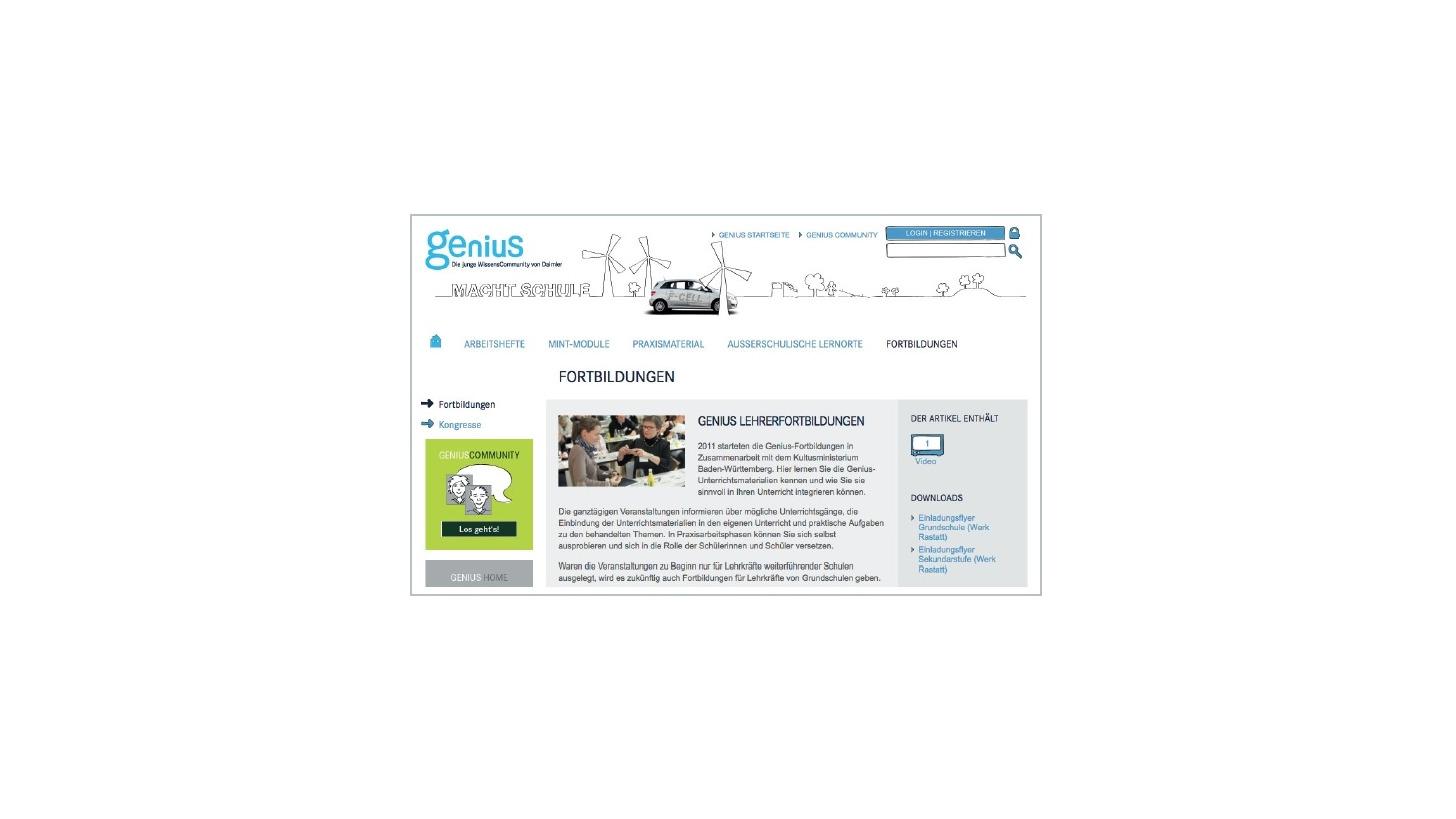 Logo Website und Newsletter