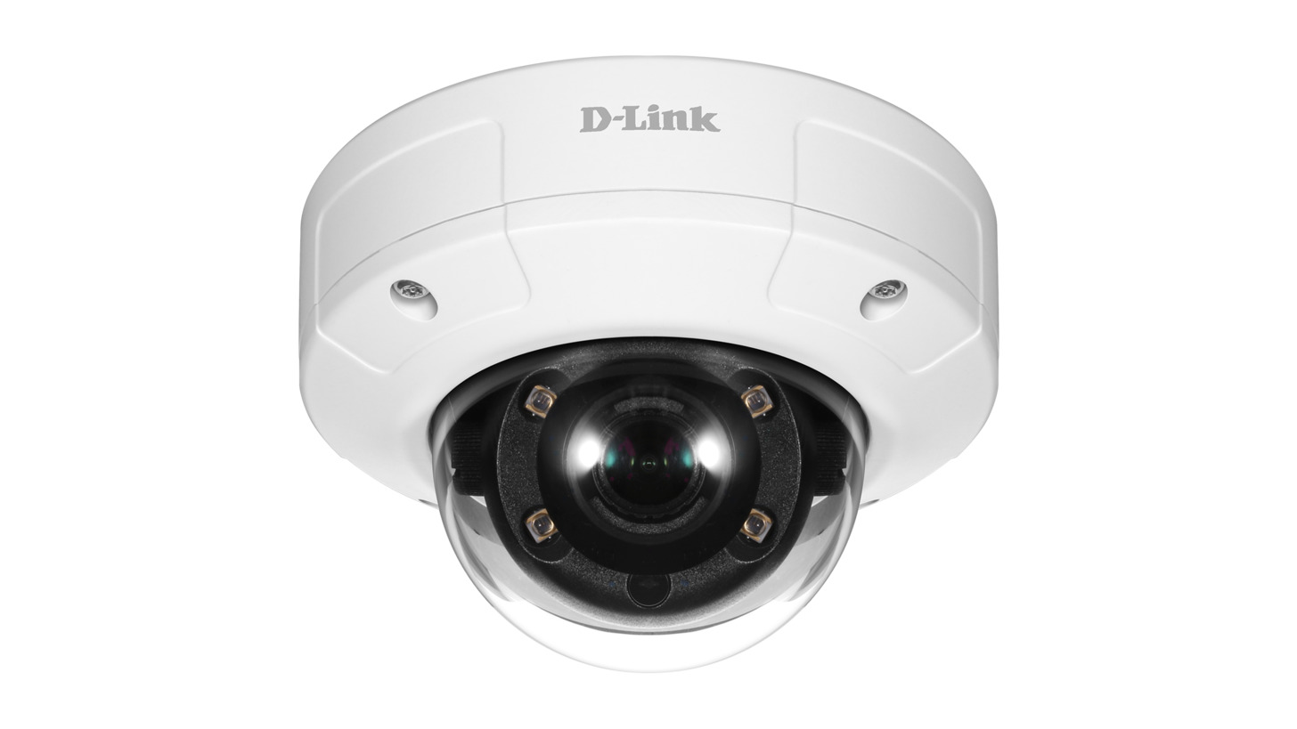 Logo Vandal-Proof Outdoor Dome Camera