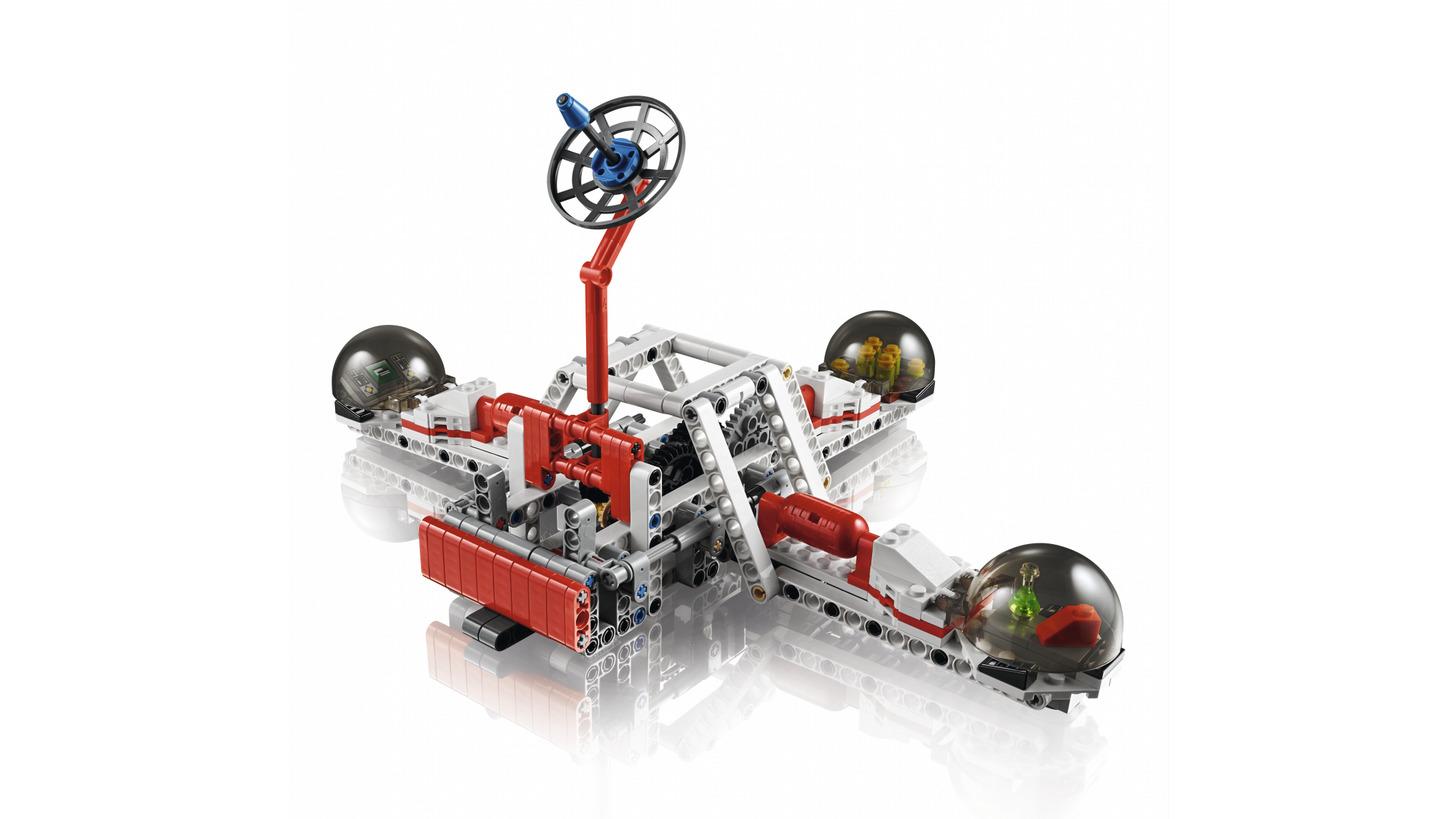 Logo LEGO MINDSTORMS EV3 Weltraum-Expedition
