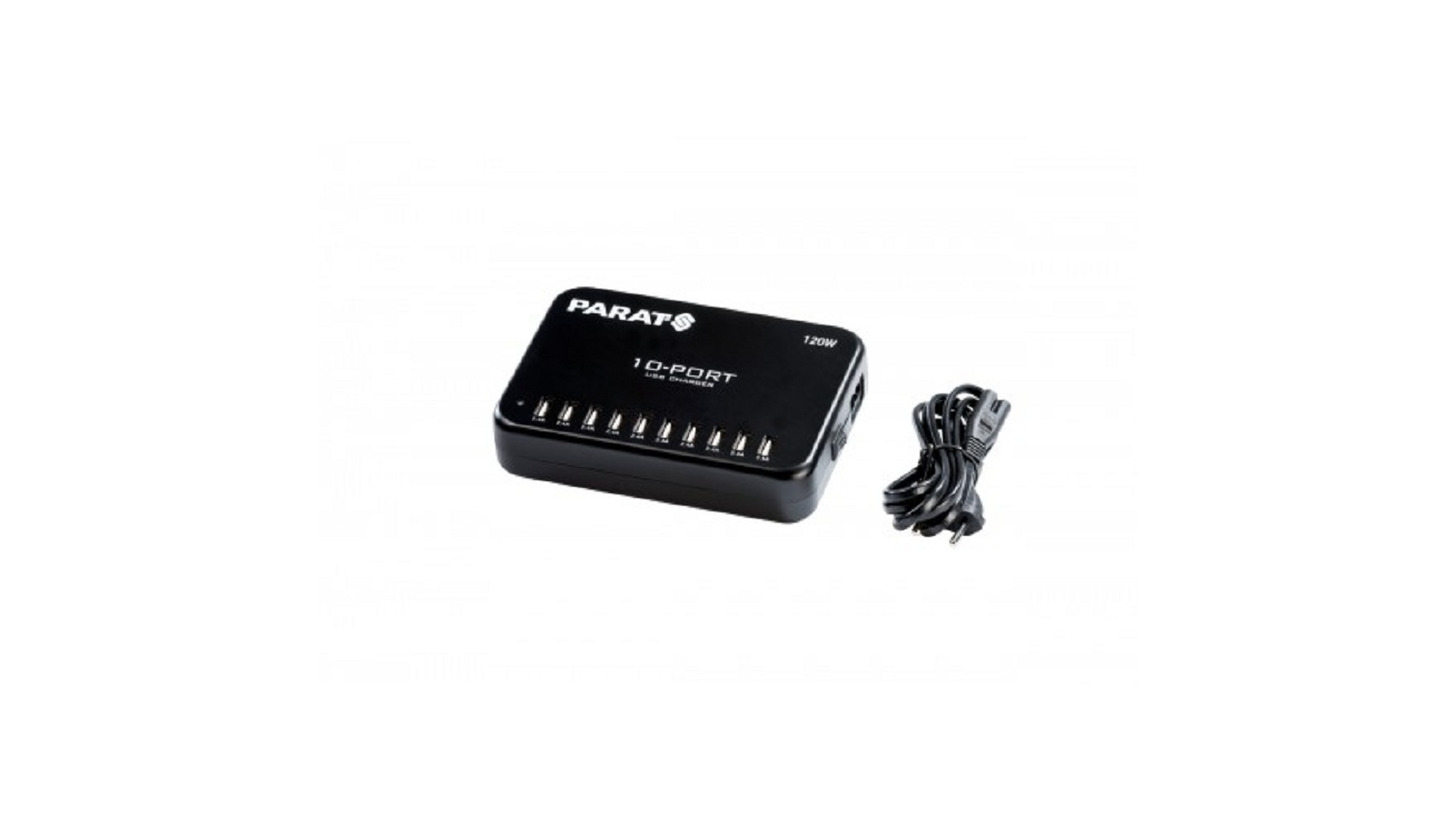 Logo PARAPROJECT® MC10 Multi-Charger
