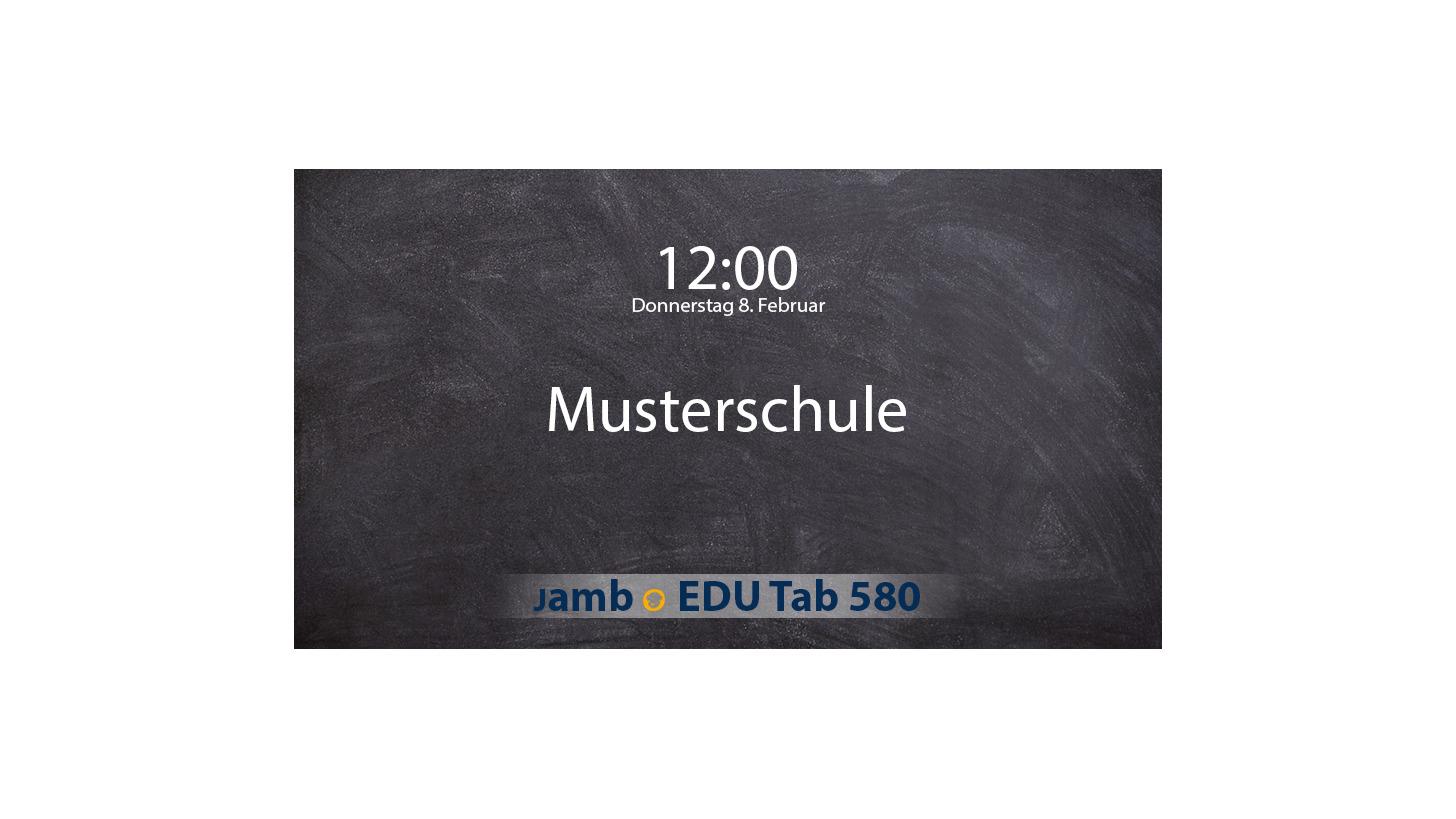 Logo jambo EDU Tab 580