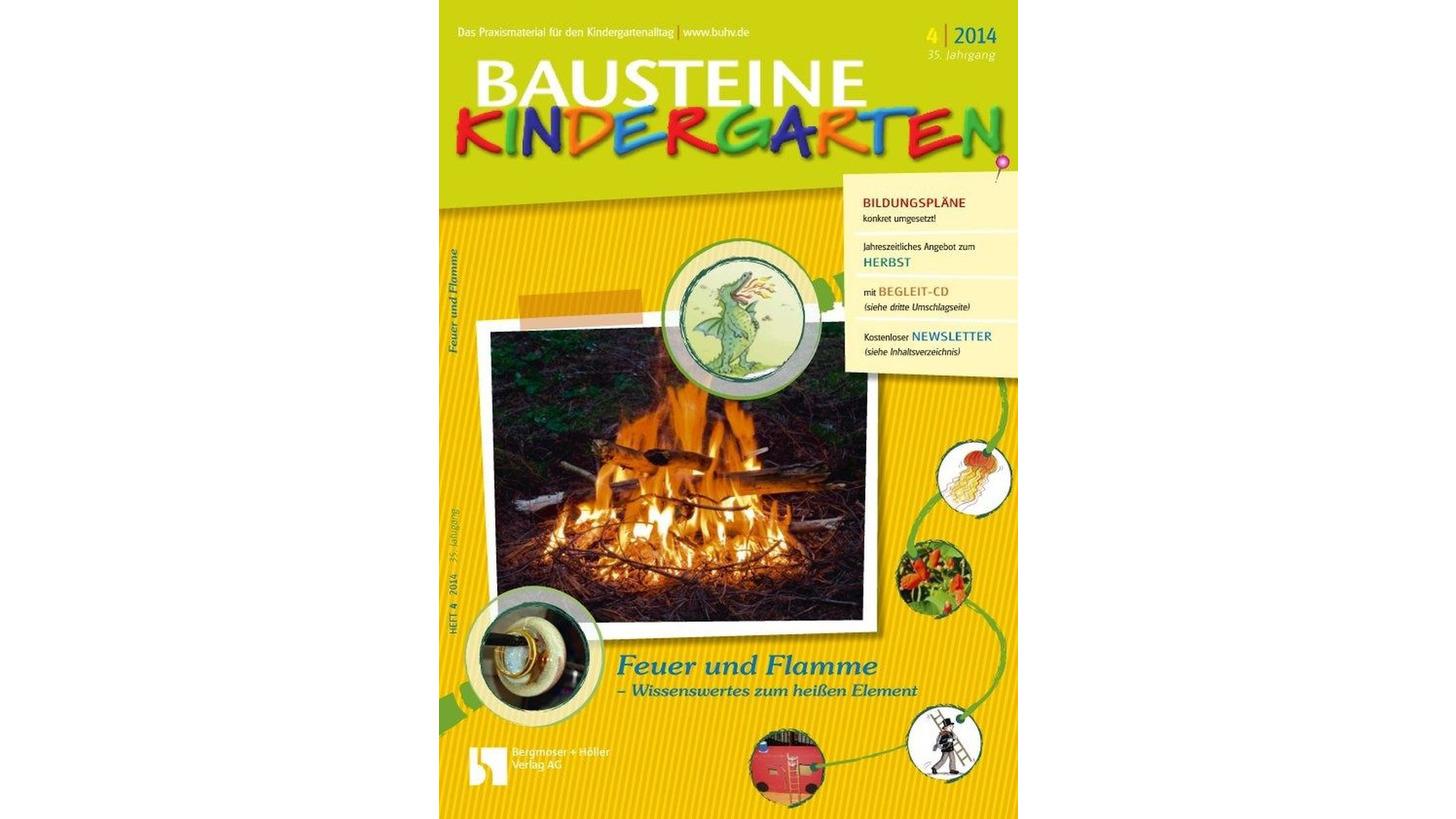Logo Bausteine Kindergarten