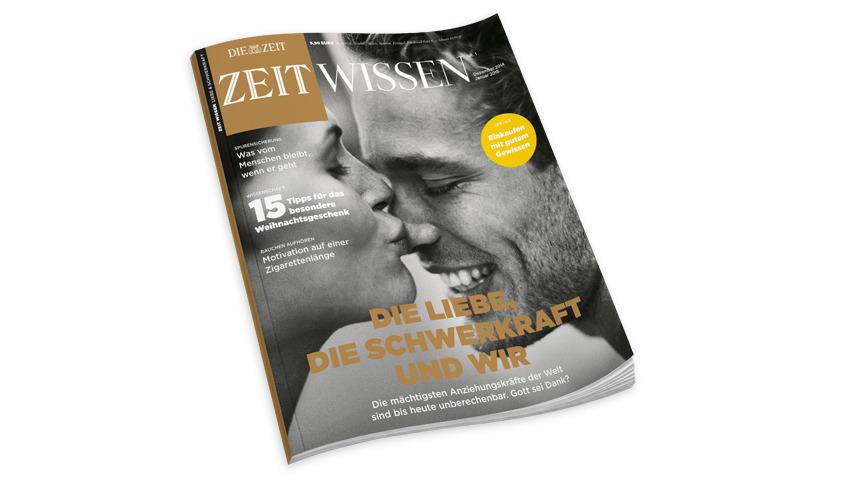 Logo ZEIT WISSEN