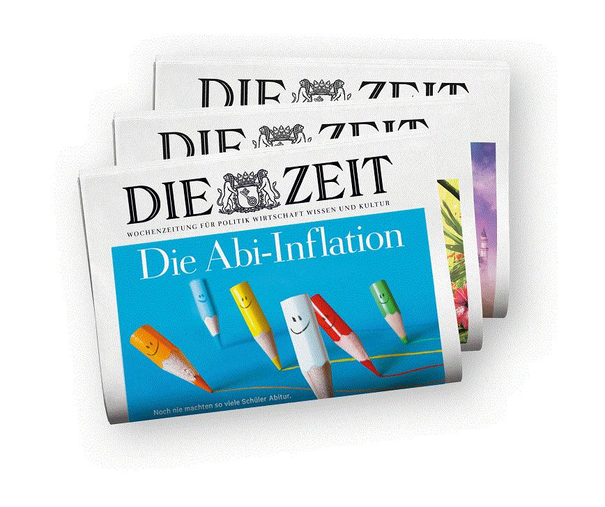 Logo DIE ZEIT