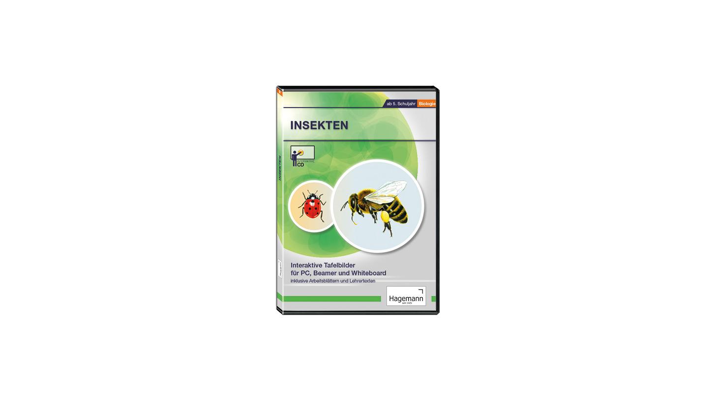 Insekten - Produkt - didacta 2018
