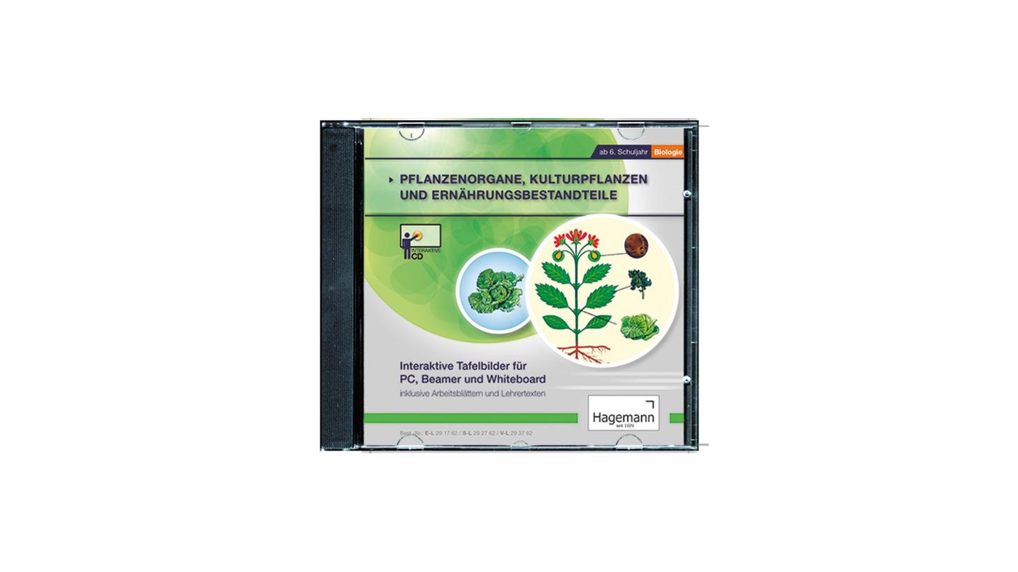 Pflanzenorgane und Kulturpflanzen - Produkt - didacta 2018