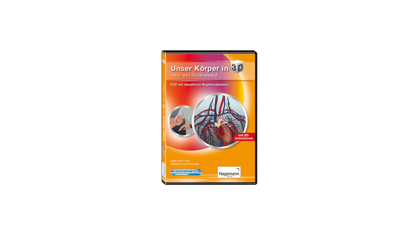 Herz und Blutkreislauf (3D) - Produkt - didacta 2018