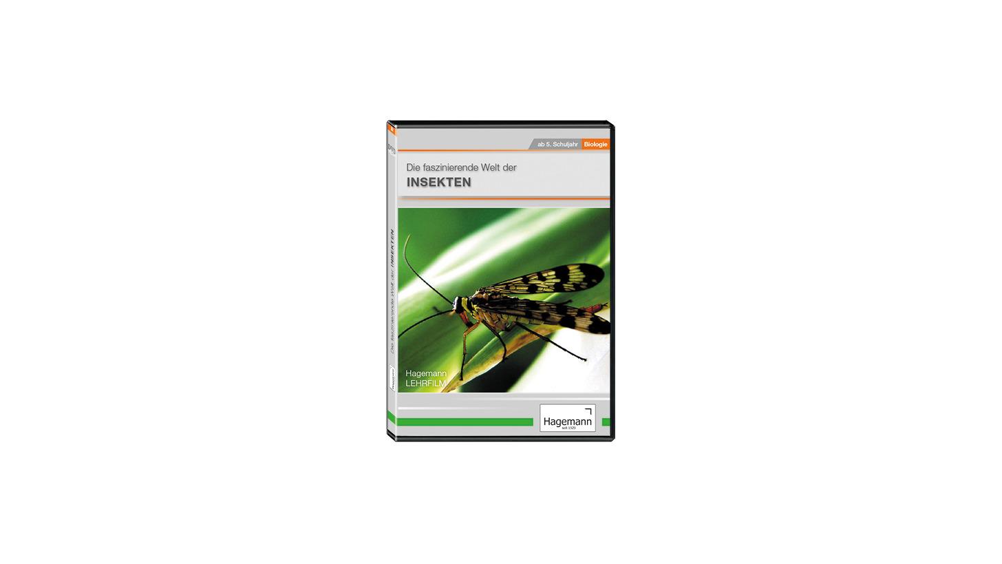 Logo Die faszinierende Welt der Insekten