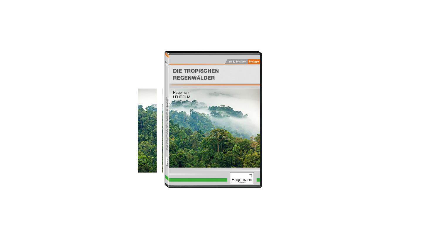 Logo Die tropischen Regenwälder