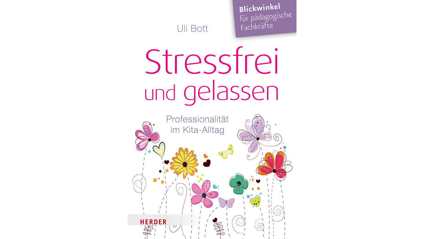 Logo Stressfrei und gelassen