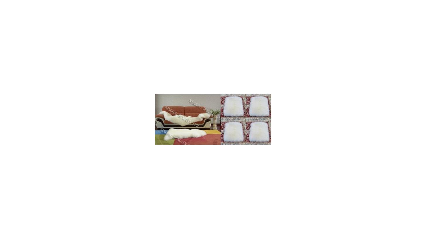 Logo Sheepskin Rugs Sheepskin Carpet Sheepskin Cushions