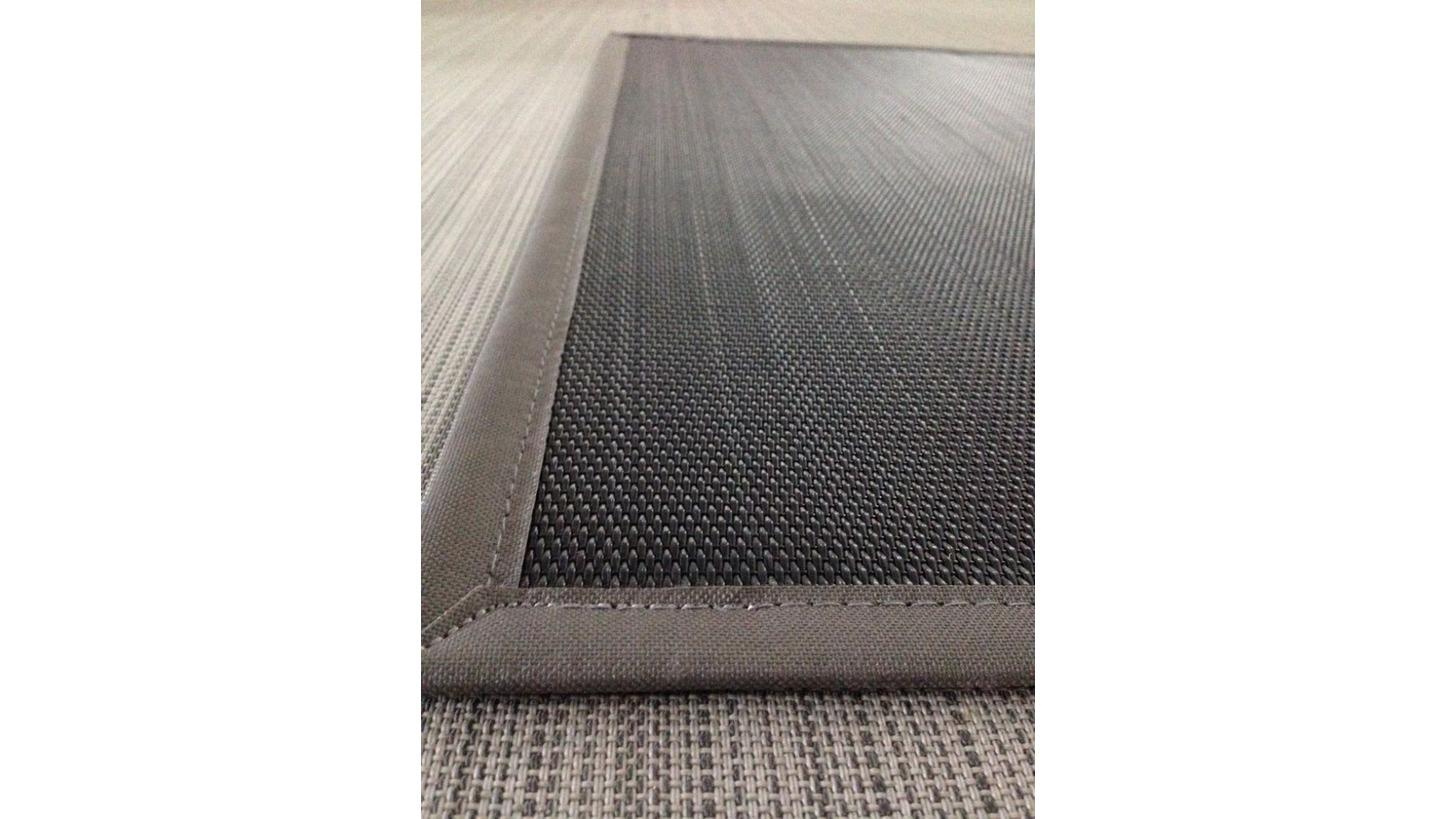 Logo Woven PVC Carpet and Area Rug