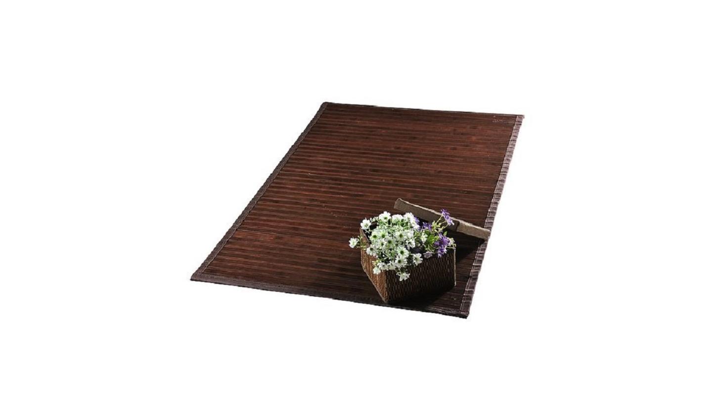 Logo bamboo mats