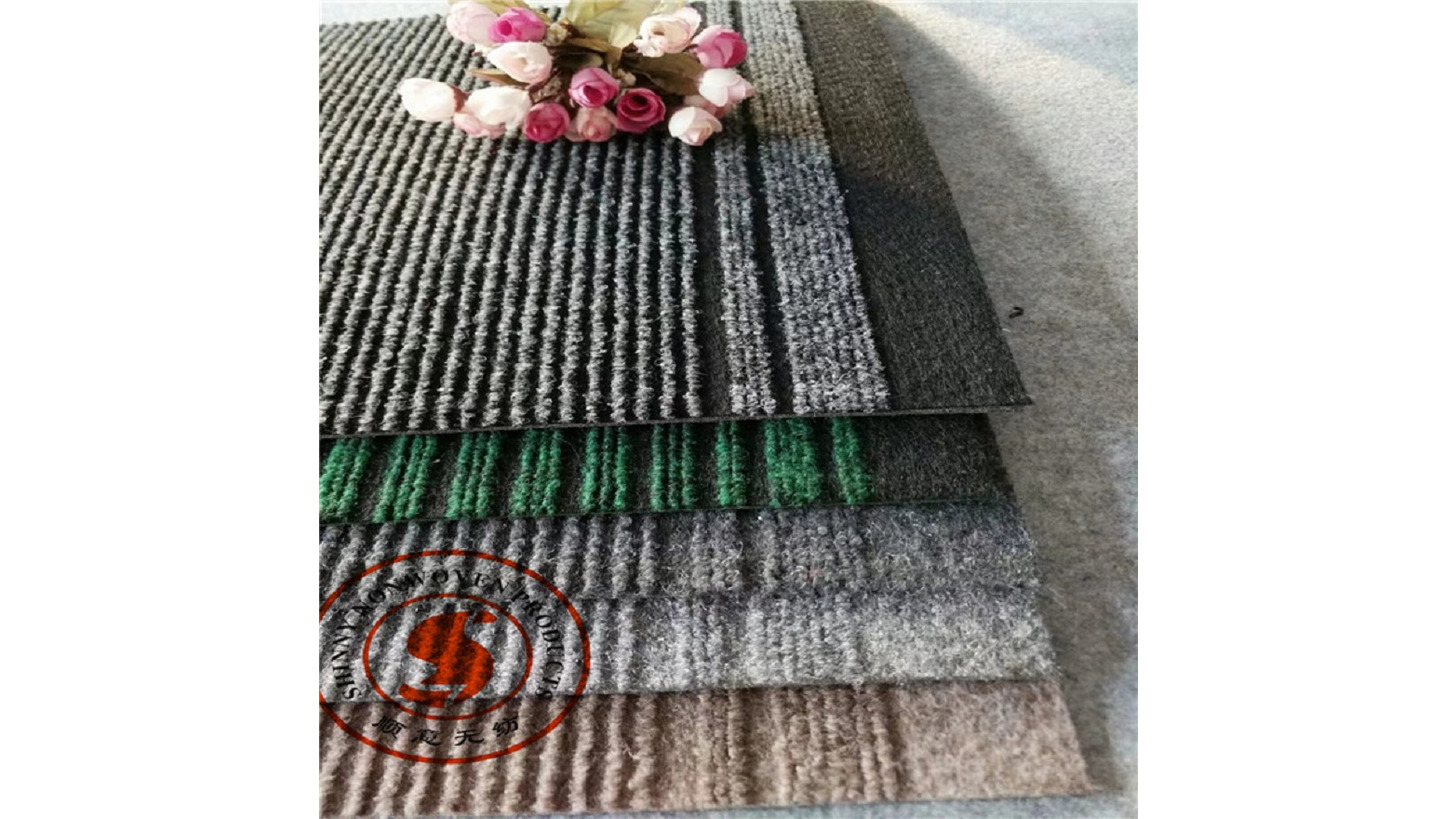 Logo multi use rugs and mat