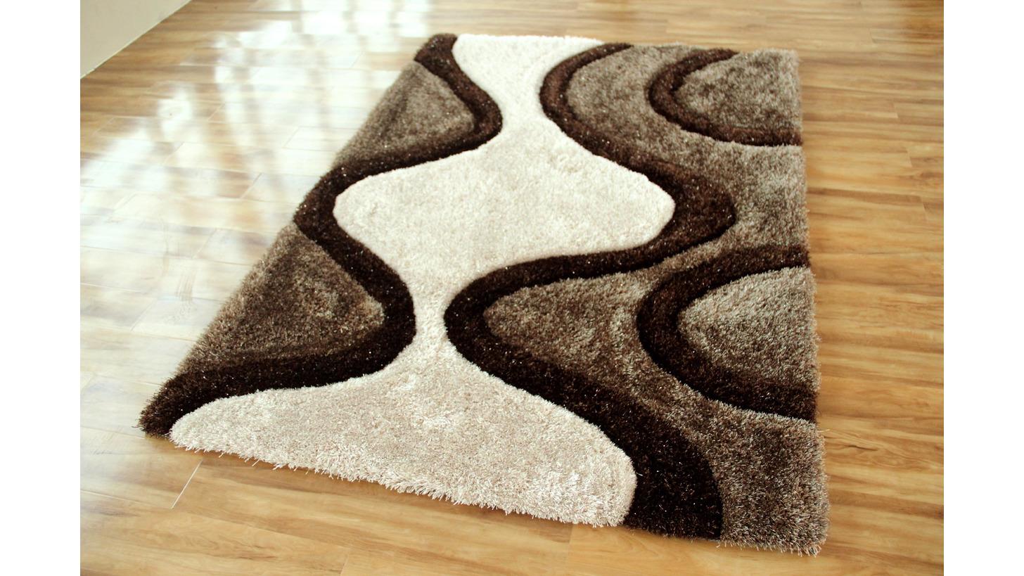 Logo Shaggy Carpet Rugs