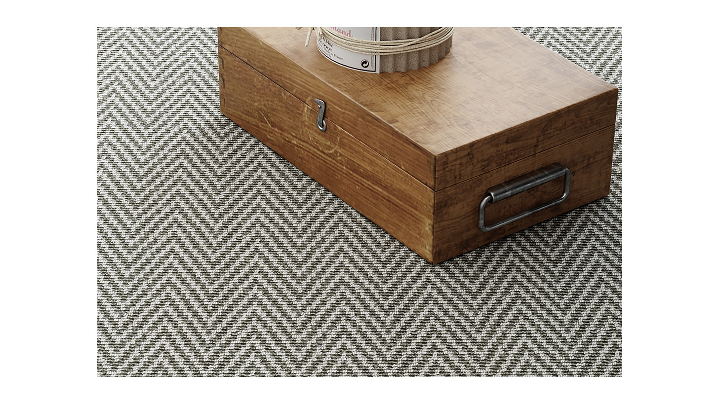 Logo Woven & Tufted Wool Carpets