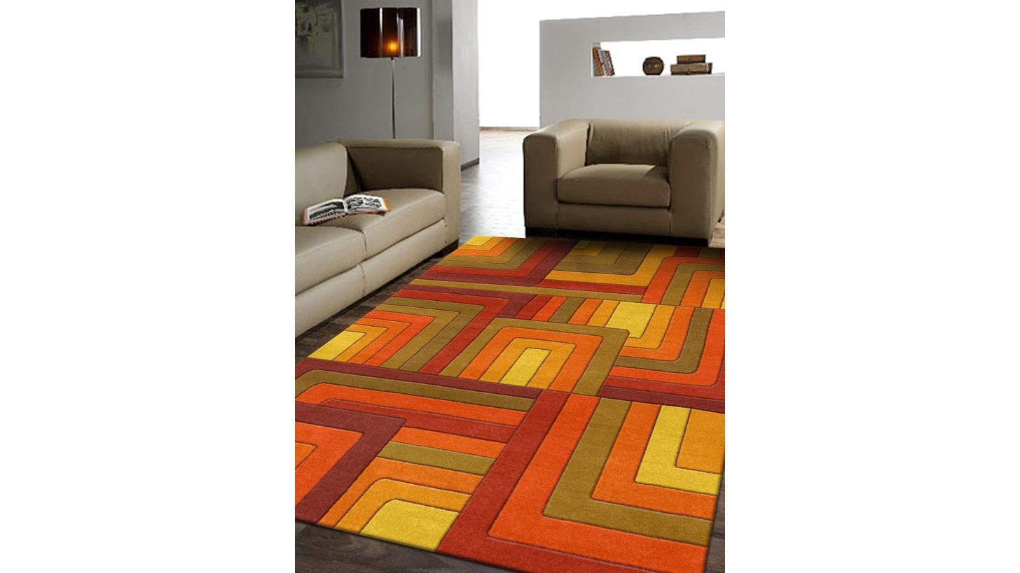 Logo Indo Nepal Carpets of India