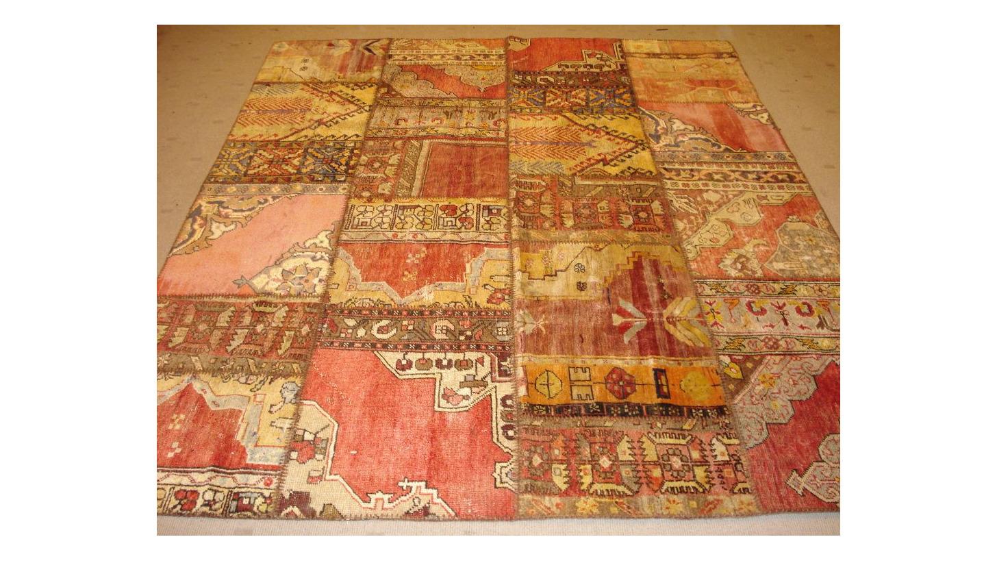 Logo Carpet Patchwork