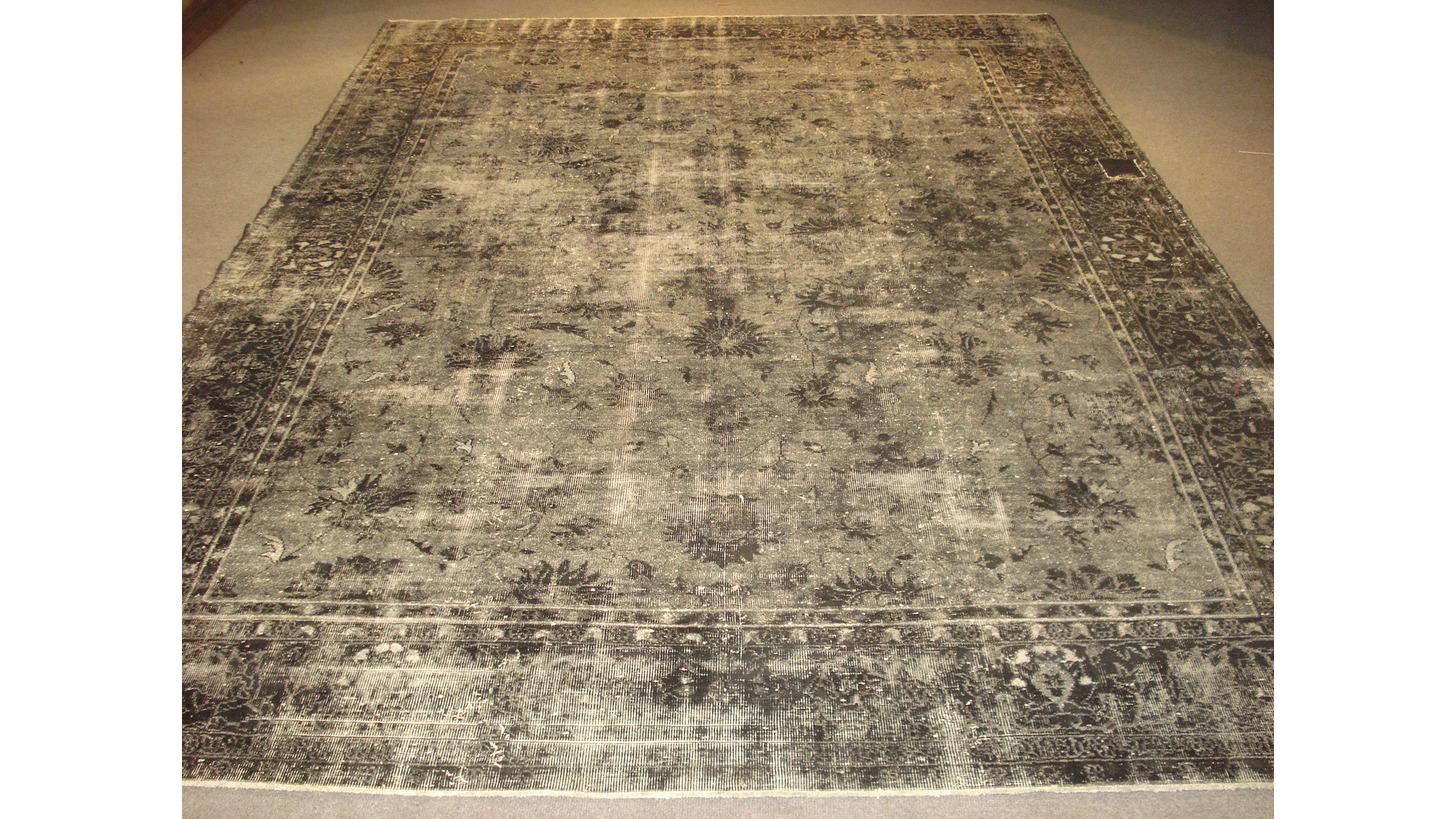 Logo Dyed Carpet