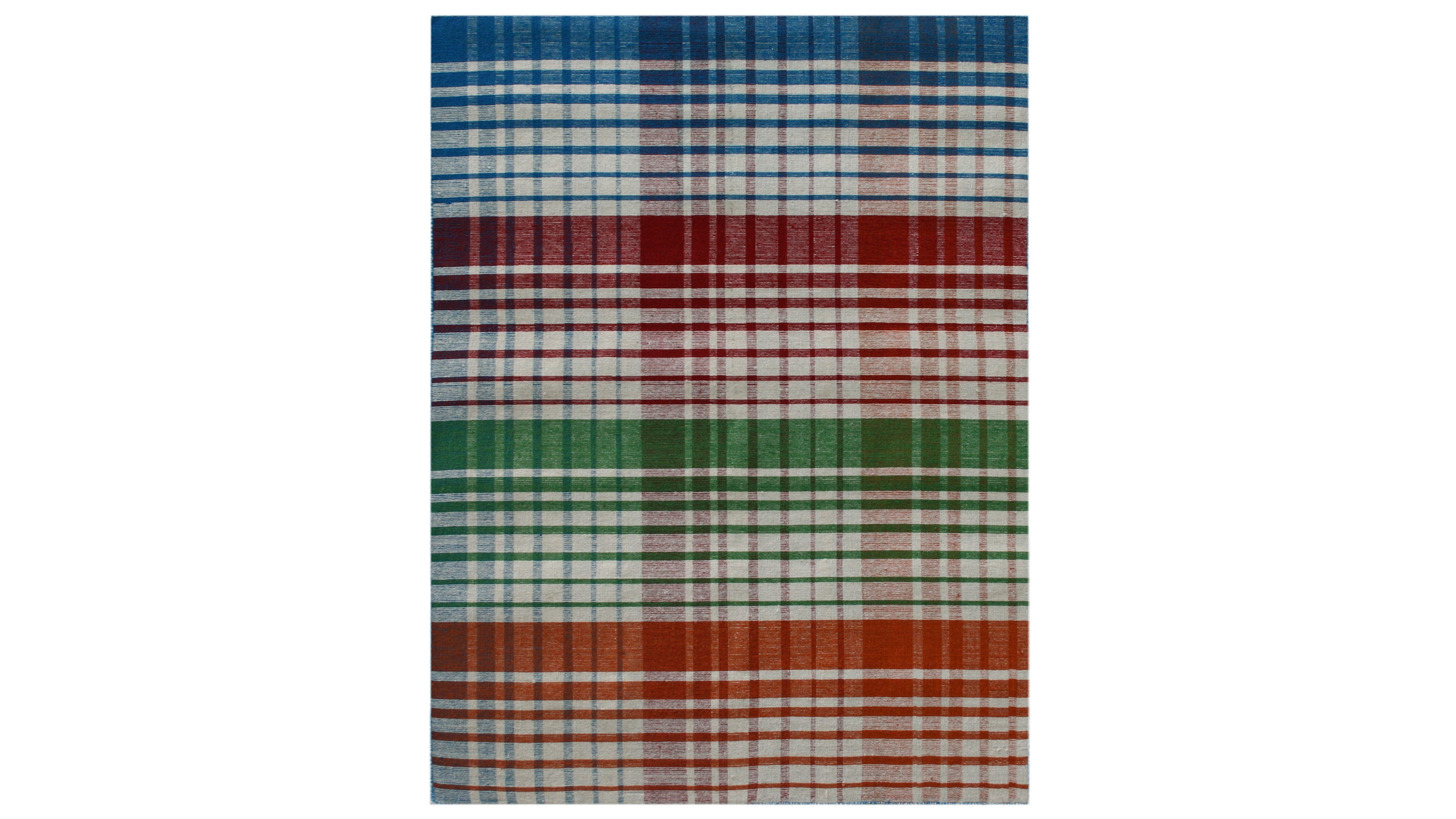 Logo Loom Knoted Flat Weave