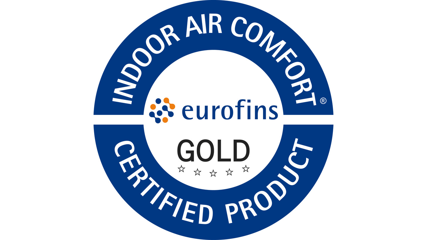 Logo Indoor Air Comfort Gold