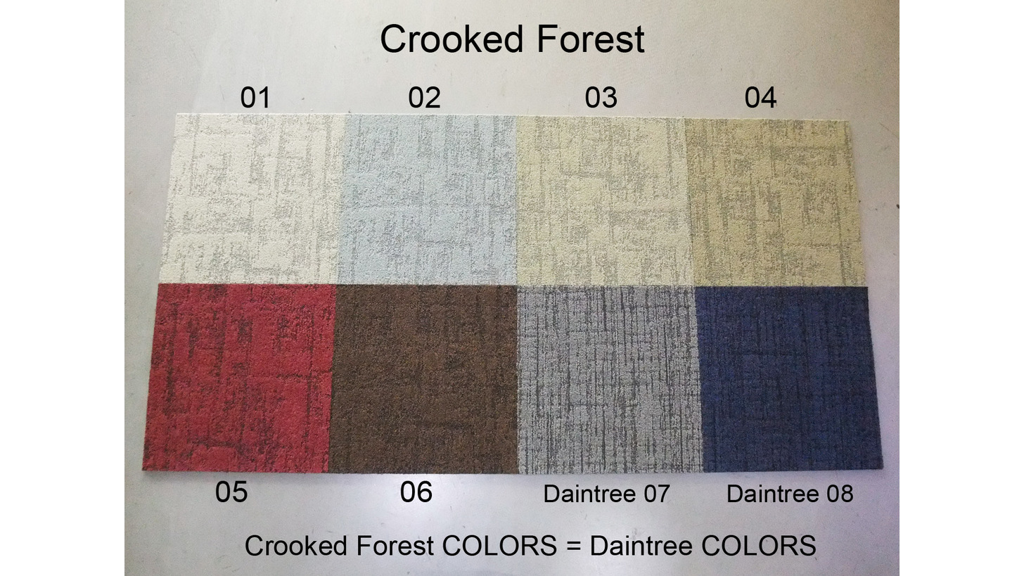 Logo Crooked Forest
