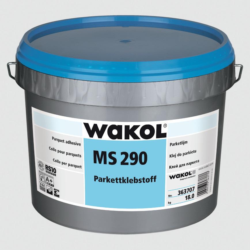 Logo WAKOL MS 290 Parkettklebstoff
