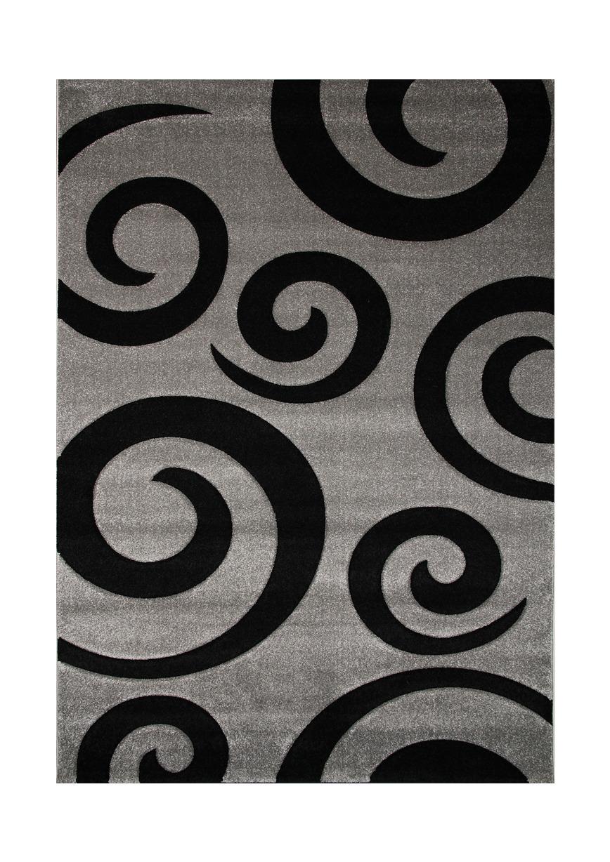 Logo PP twisted frieze carpet