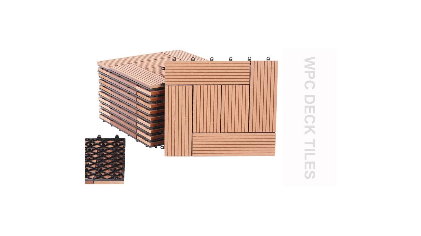 Logo WPC DIY Deck Tiles