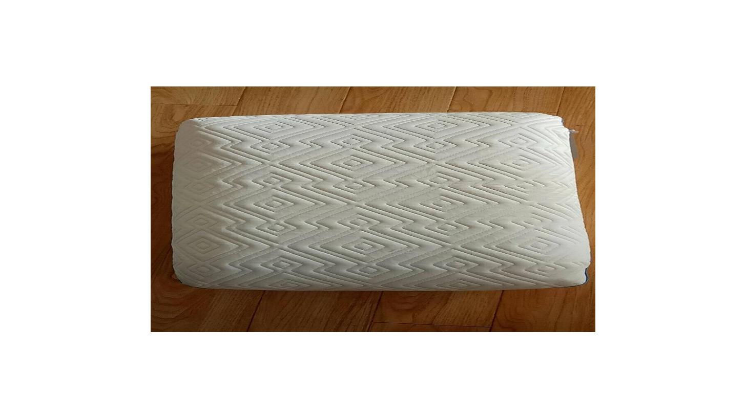 Logo Gel Memory Foam Pillow