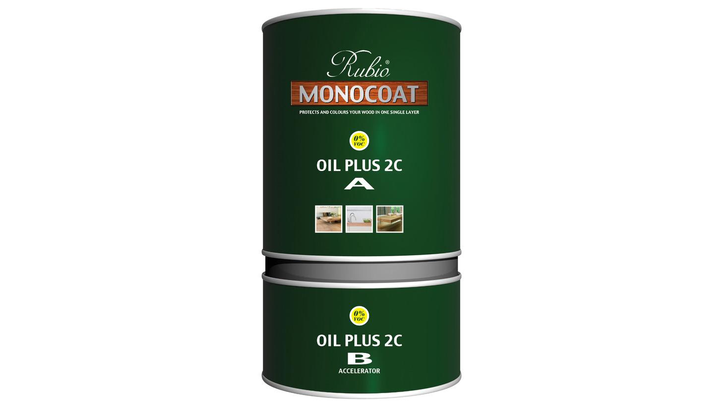 Logo Rubio Monocoat Oil Plus 2C