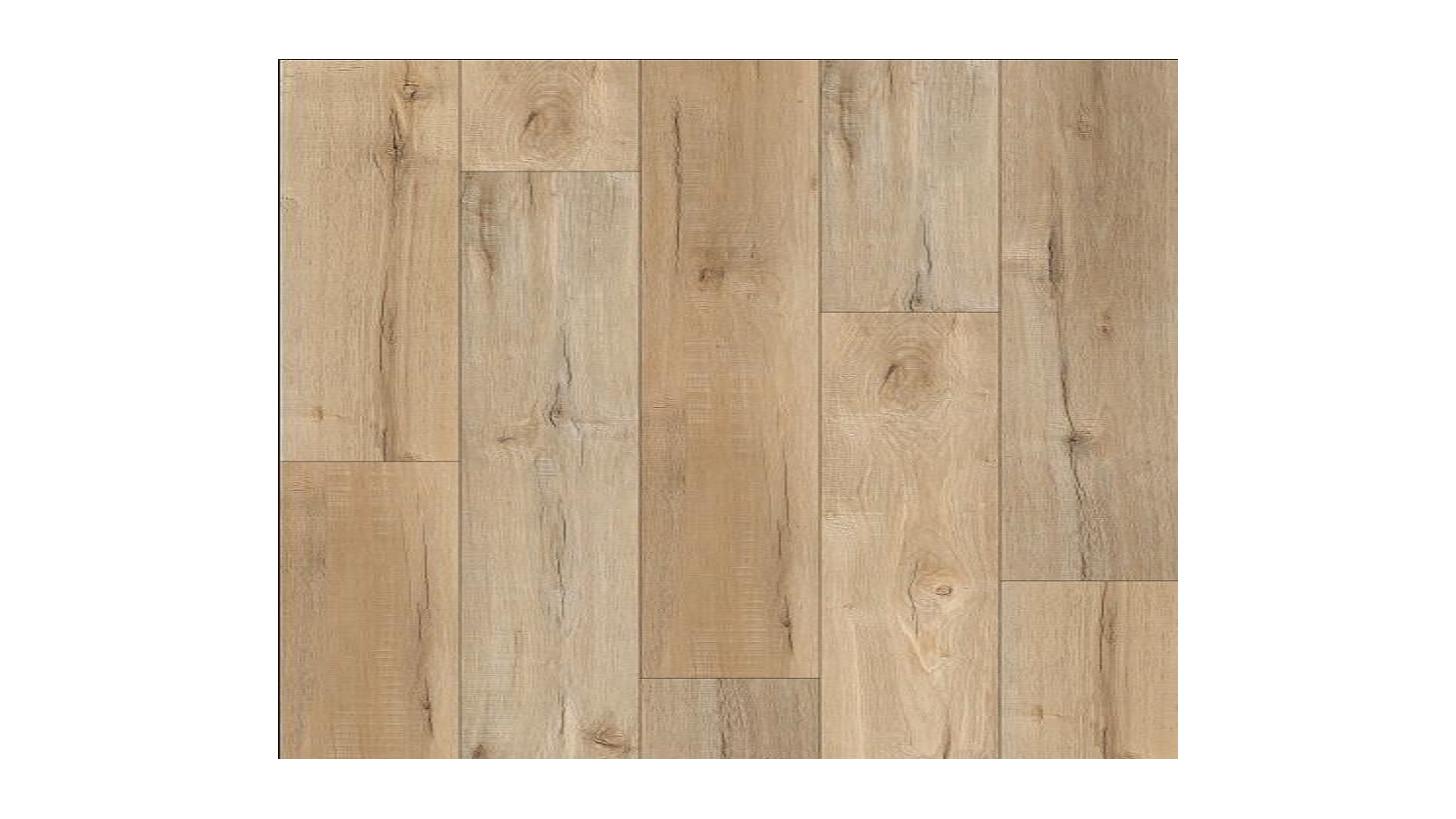 Logo laminate flooring