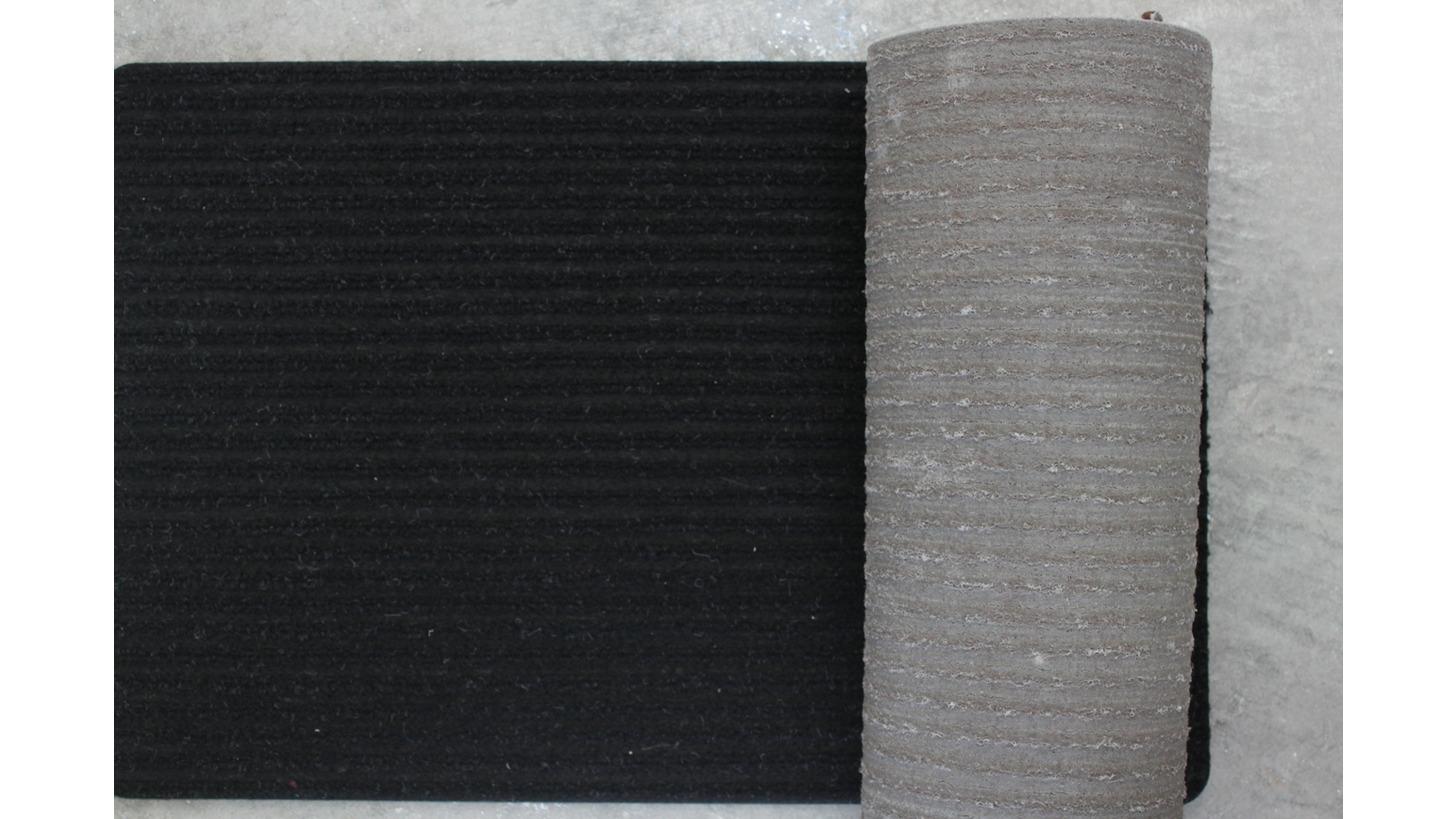 Logo Rubber mat