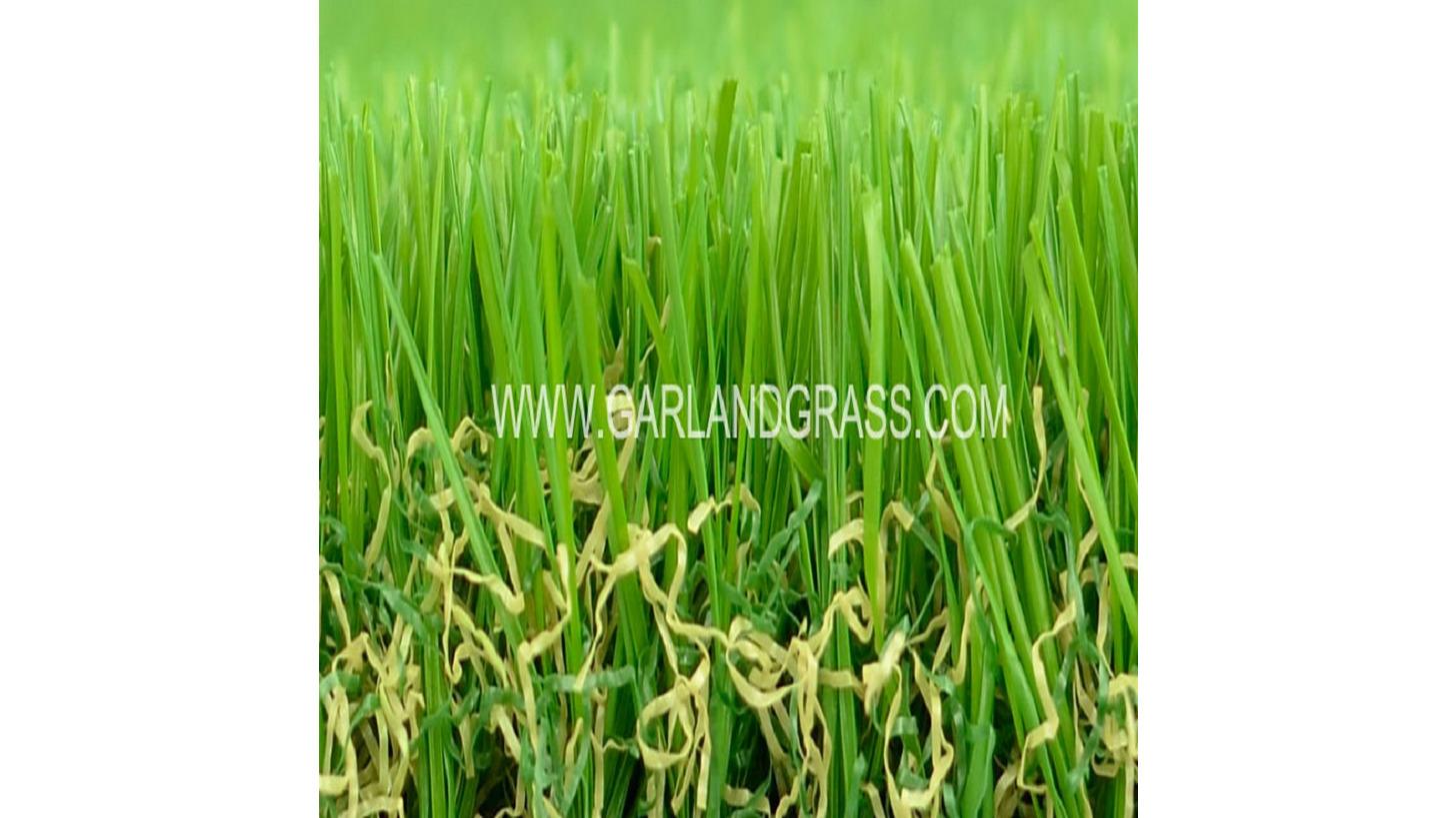 Logo C-Shape Landscaping Grass