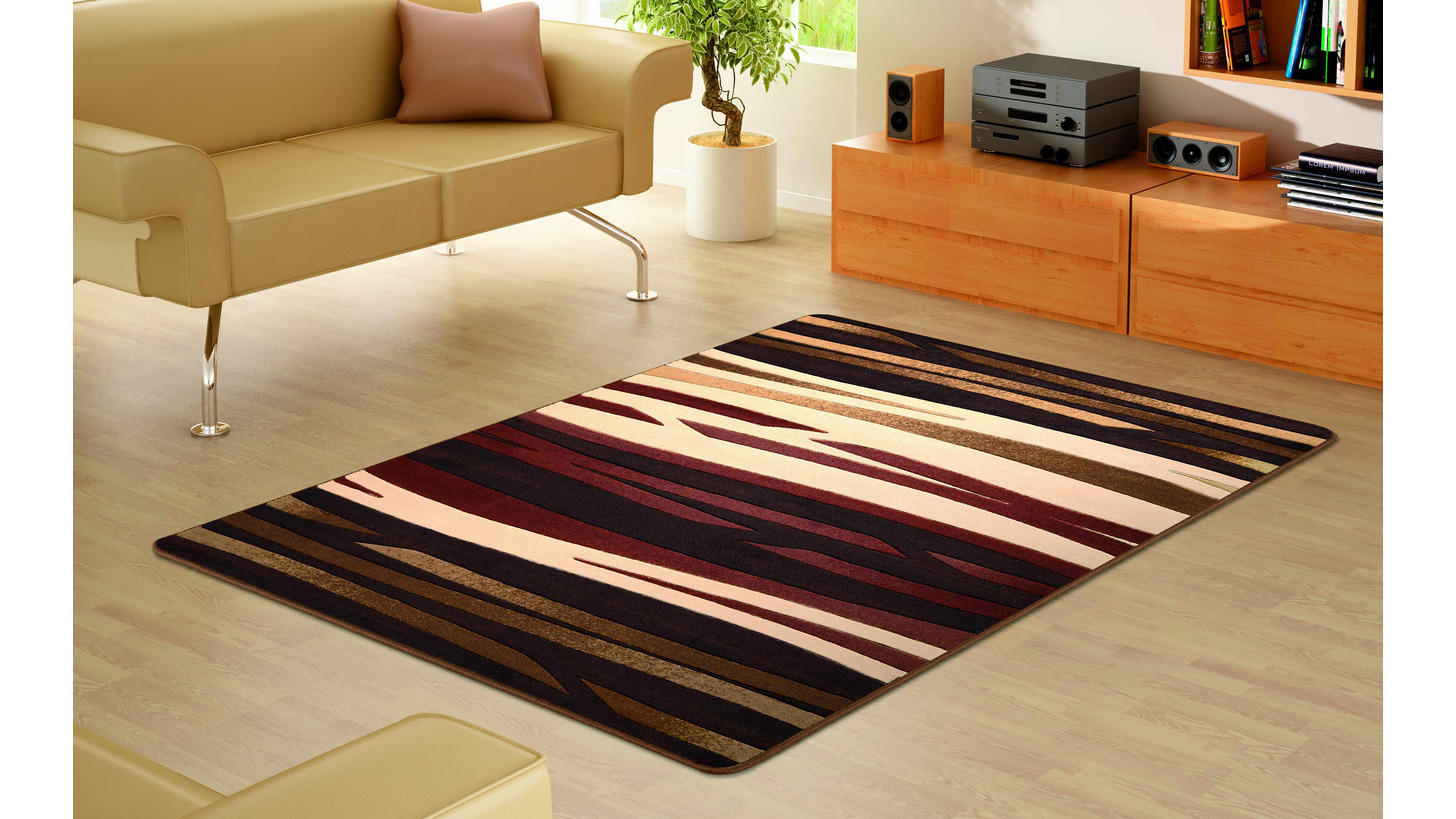 Logo Printed Decorative Rugs