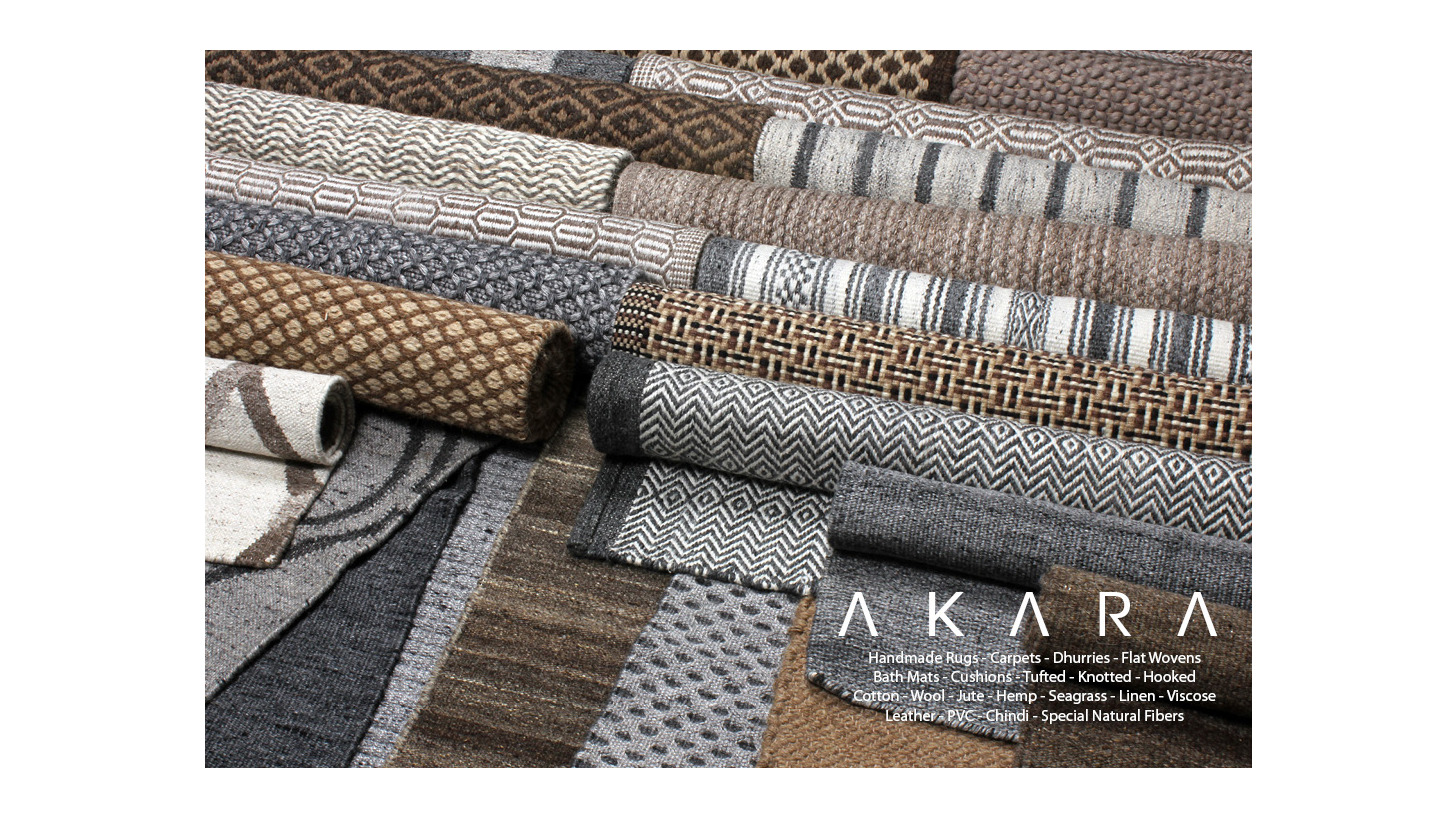Logo Handwoven Carpets and Rugs