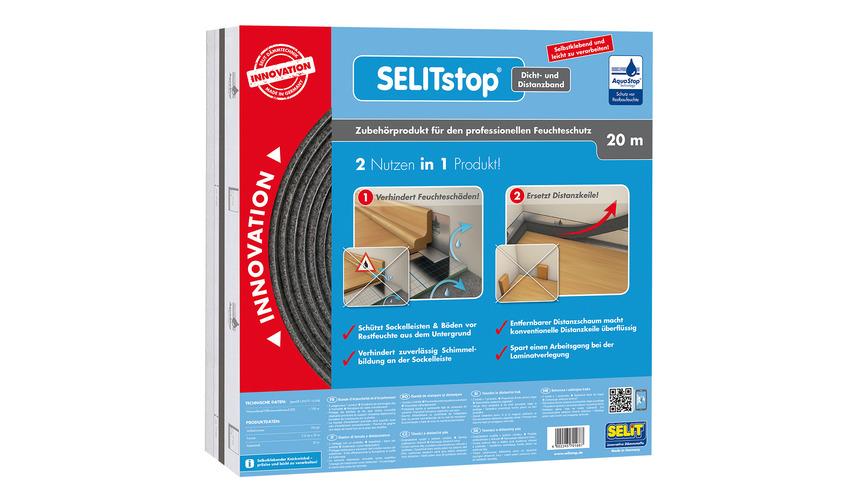 Logo SELITstop Sealing & Spacer Belt
