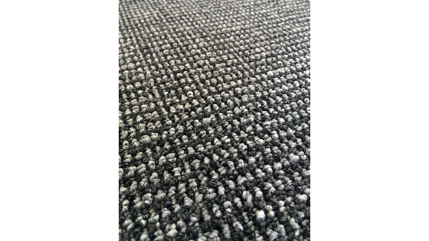 Logo Tufted Loop Pile Carpets