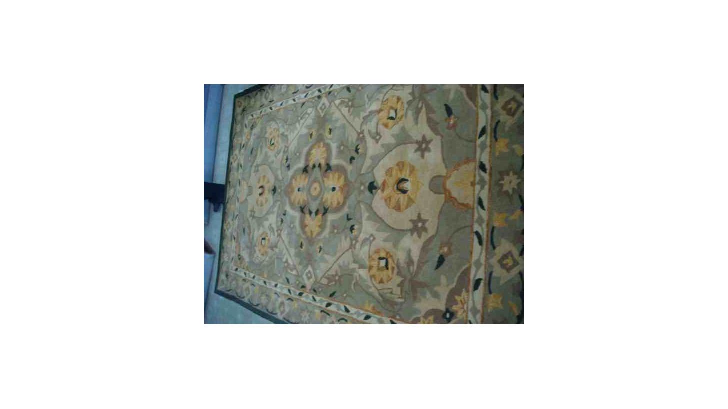 Logo Wool Carpet